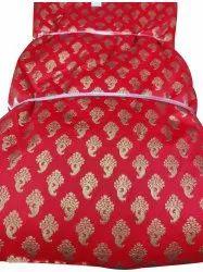 48-50 Inch Multicolor Designer Brocade Fabric