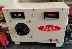 Digital Variable Voltage Transformer Testing Panel