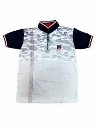 Sinker Formal Wear Kids V Neck T Shirt, Size: 7 years