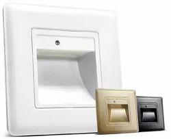 Eco-Energy CE LED Foot Lamp with Motion Sensor (Microwave), E40, 230V