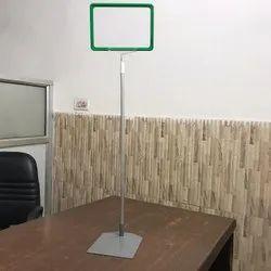 Acrylic Frame Display Stand