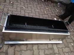 Stainless Steel Barbeque Bhatti