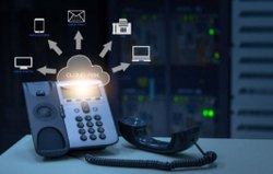Smart Hosted Cloud PBX Service