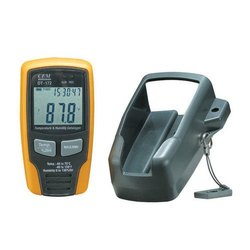 Portable Temperature Humidity Data Logger