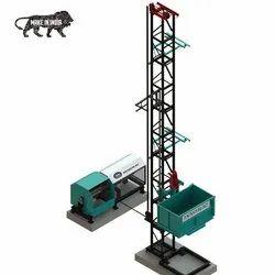 Innomac Material Hoist Or Builder Hoist