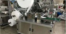 Automatic Sanitary Pads Making Machine Model No: OS-ND80A1