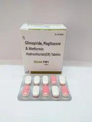 Glimepiride Metformin Sr And Pioglitazone