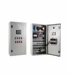 Industrial SS Electric Control Panel Box Fabrication, Maharashtra
