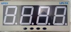 Large Display Pressure Indicator Meter