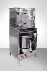 Stainless Steel Idli Steamer For Commercial