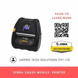 Zebra ZQ630 Mobile Label and Receipt Printer