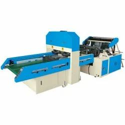 V Bottom Paper Bag Making Machine