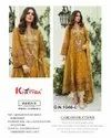 Khayyira Maria B Georgette With Embroidery Work Pakistani Suit Catalog
