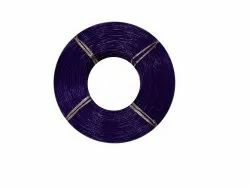 Voilet Flexible Single Core Wire, 500 yards