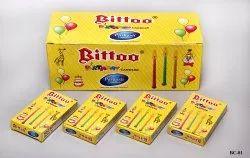 BC-01 Bittoo Birthday Candle YELLOW BOX