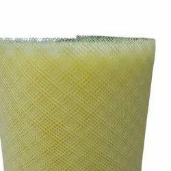 Yellow Plastic Window Mosquito Net
