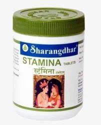 Sharangdhar Stamina 600 Tabs (economy Pack)
