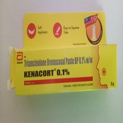 Kenacort 0.1 % ( Triamcinolone Oromucosal )