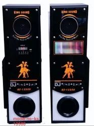 Generic Brown Dj Sound System, For Personal Use, 4.0