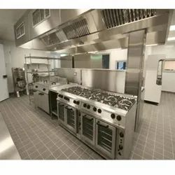 Angel Stainless Steel Kitchen Appliance, For Industrial