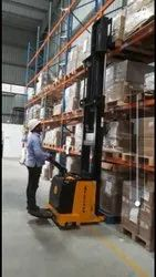 Battery Operated Electrical Stacker-on Rental services