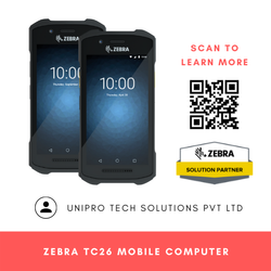 Zebra TC26 Touch Mobile Computer
