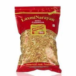 Laxminarayan Chiwda Indian Snacks Namkeen 500g (Free Worldwide Shipping)