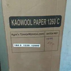 Plain White Ceramic Paper Rolls, GSM: 80 - 120 GSM