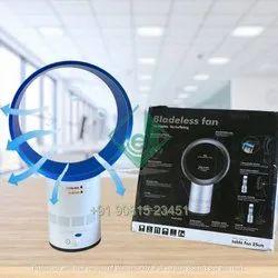 Bladeless Fan Portable Office Home Outdoor Table Fan