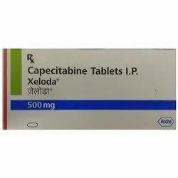 Capecitabine 500 Mg Tablet