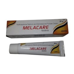 Melacare Cream ( Hydroquinone+Tretinoin+Mometasone Furoate )
