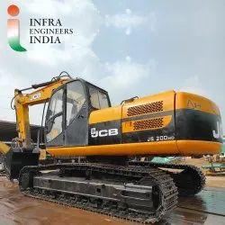 JCB JS 200 hydraulic excavator