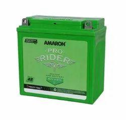 Capacity: 6 Ah Amaron Pro Rider AP BTZ7L Two Wheeler Battery