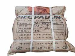 Neopaulin Polyethylene (HDPE) LD Cross Laminated Waterproof Tarpaulins, Size: 20 X 15 Feet