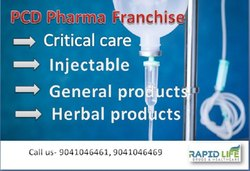 Pharma Franchise Of Critical Care