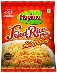 Hapima Fried Rice Mix(hot&spicy)20g - Pack Of 10