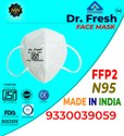 N95 Reusable Mask With Nose Pin