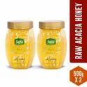 1kg Raw Acacia Blossom Honey, 1 Kg, Grade Standard: Feed Grade