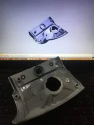 White Light And Blue Light 3D Scanning Services