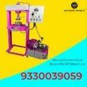 Semi Automatic Hydraulic Paper Plate Making Machine
