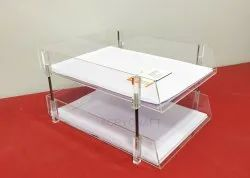 Acrylic Office Letter Trays