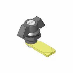 L-shape Wing Knob Lock