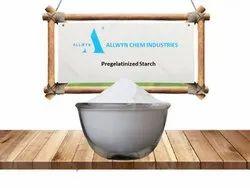 Pregelatinized Maize Starch Powder