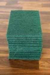 Green Scrub Pads
