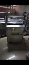 Charcoal Shawarma Machine price