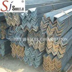 Black Angle Steel Bar