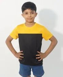 5-14 Sports T Shirt For Boys, Size: 26-28-30-32-34