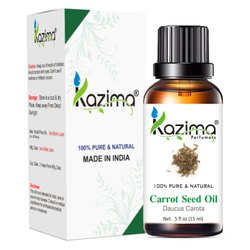 KAZIMA 100% Pure Natural Carrot Seed Oil