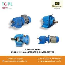 TGLP Geared Box Motors