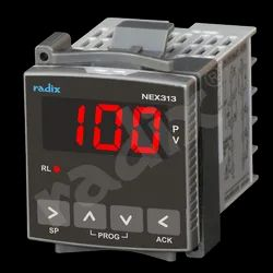 Radix Make 48x48 Economy-range PID Controller, NEX313 With Relay And SSR Outputs